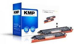KMP H-T148D Black