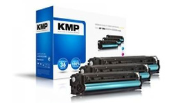 KMP H-T144CMY Black + Color