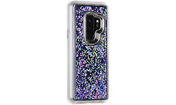 Case-Mate Tough Naked Glow Waterfall Case for Samsung Galaxy S9+ Purple