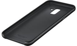 Samsung Galaxy J6 Dual layer Cover, Black