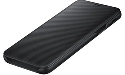 Samsung Galaxy J6 2018 Wallet Cover Black