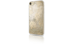 Guess Palm Spring Glitter Case Gold For iPhone 7/8
