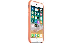 Apple iPhone 8 / 7 Silicone Case Peach