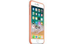 Apple iPhone 8 Plus / 7 Plus Silicone Case Peach