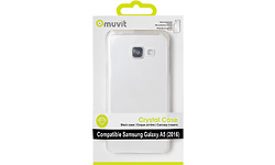 Muvit A5 Transparent Crystal Case for Samsung Galaxy