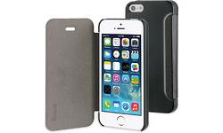 Muvit iPhone 5(S) Easy folio Case Black