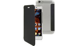Muvit Black Folio Case For Lenovo K5