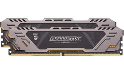Crucial Ballistix Sport AT 32GB DDR4-2666 CL16 kit