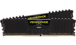 Corsair Vengeance LPX Black 16GB DDR4-3600 CL18 kit (Ryzen Optimized)