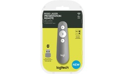 Logitech R500 Laser Presenter Grey