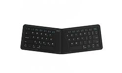 Kanex K1661128 Foldable Mini Keyboard Black