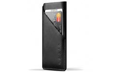 Mujjo Leathr Wallet Case Galaxy S9 Olive