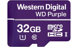 Western Digital Purple MicroSDHC UHS-I 32GB (WDD032G1P0A)