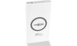Ansmann Powerbank 8.8 Type-C Wiresless 8800 White