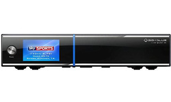 GigaBlue UHD Quad 4K Receiver Black