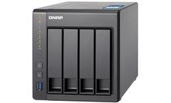 QNAP TS-431X-8G 24TB (Seagate IronWolf)
