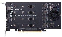 Asus Hyper M.2 PCI-Express x16 Expansion Card