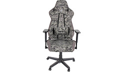 Nitro Concepts S300 Fabric Gaming Chair Urban Camo