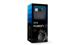 GoPro Fusion 5.2K 360° Black