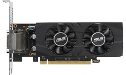 Asus GeForce GTX 1050 Ti OC LP 4GB