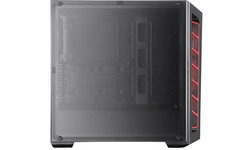 Cooler Master MasterBox MB520 Window Black/Red