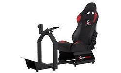 RaceRoom Gameseat RR3033 Black/Red