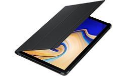 Samsung Galaxy Tab S4 Book Cover Black
