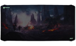 Acer Predator PMP830 Gaming Mouse Pad XXL Gorge Battle