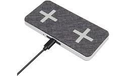 Xtorm XW205 Wireless Dual Charging Pad (QI) Magic Grey