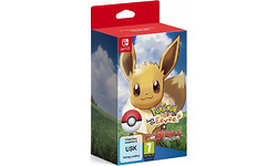 Pokémon: Let's Go, Eevee! + Poke Ball (Nintendo Switch)