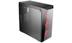 Cooler Master MasterBox Lite 5 RGB Controller Window Black