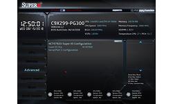 SuperMicro Supero C9X299-PG300