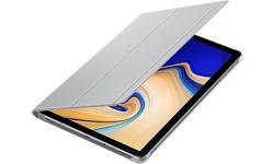 Samsung Galaxy Tab S4 2018 Book Cover Grey