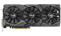 Asus GeForce GTX 1060 Strix Advanced 6GB