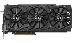 Asus Arez Radeon RX Vega 56 Strix OC Gaming 8GB