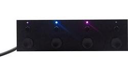 Lamptron Lamptorn CL420 RGB & Fan Controller Black