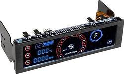 Lamptron CM430 PWM Fan Control Black
