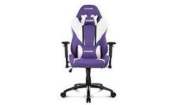 AKRacing Core SX White/Lavendel