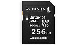 Angelbird AV Pro SDXC UHS-II U3 V90 256GB