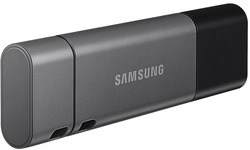 Samsung Duo Plus USB-C 3.1 256GB Black