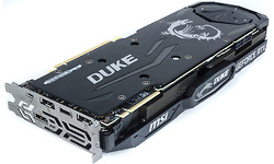 MSI GeForce RTX 2080 Ti Duke OC 11GB