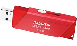 Adata UV330 64GB Red