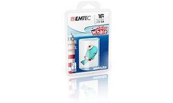 Emtec Sailor Whale 16GB Blue