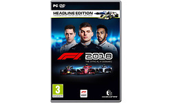 F1 2018 Headline Edition (PC)