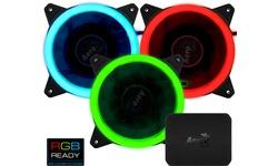 Aerocool Rev RGB Pro 120mm 3-pack