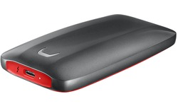 Samsung Portable SSD X5 500GB