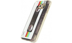 Xccess TPU Case Samsung Galaxy S6 Retro Tape