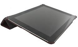 Xccess Fold Case Apple iPad 2 Brown
