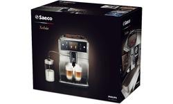 Saeco Xelsis SM7685 Silver