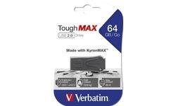 Verbatim ToughMAX 64GB Black